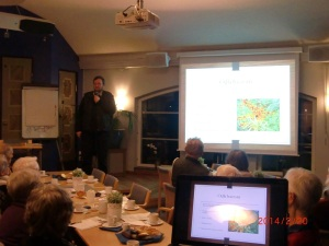 Johan Janke berättar om Grönare gårdar